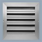 Lavabo gaine de ventilation coupe feu rectangulaire - Grille de transfert coupe feu ...